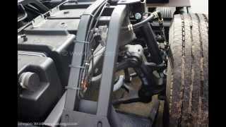 getlinkyoutube.com-Chassis Mercedes Benz OH 1836 / O500R
