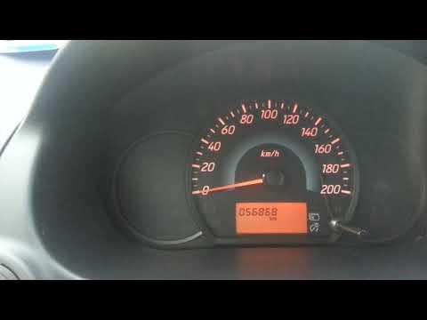Mitsubishi ошибка при замене колес