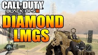 getlinkyoutube.com-BLACK OPS 3 - DIAMOND CAMO GAMEPLAY! LMGS DIAMOND GAMEPLAY! (CoD Bo3 Multiplayer Diamond LMGS)