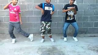 Morros bailando wepa