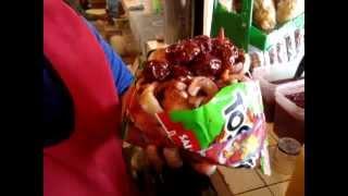 getlinkyoutube.com-como preparar tosti locos