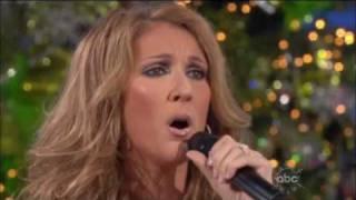 getlinkyoutube.com-Celine Dion - O Come All Ye Faithful @ Disney Parks - Christmas Day Parade 2009