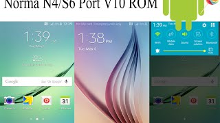 getlinkyoutube.com-How to Install Norma N4/S6 Port V10 ROM on Galaxy S4 I9500 | Android 5.0.1