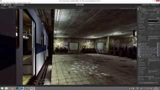 getlinkyoutube.com-Speed Level design -  Metrò  [Unity 3D]