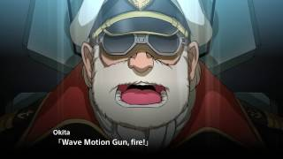 Super Robot Taisen V(ENG): Space Battleship Yamato All attacks