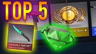 getlinkyoutube.com-CS:GO - Top 5 Most Expensive Gamma Knife Unboxing Videos!