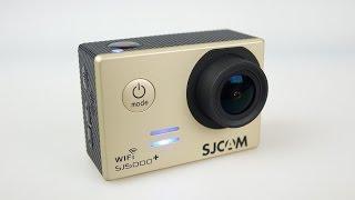 getlinkyoutube.com-The BIG SJ5000+ Plus Action Camera REVIEW - Includes sample clips