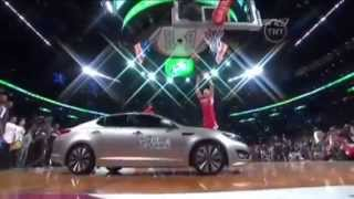getlinkyoutube.com-Blake Griffin - 2011 NBA Slam Dunk Contest (Champion)