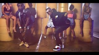 Harmonize Ft Diamond Platnumz - Kwangwaru (Official Music Video) width=