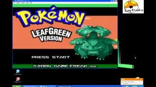 getlinkyoutube.com-How To Download And Play Pokemon Leaf Green On PC