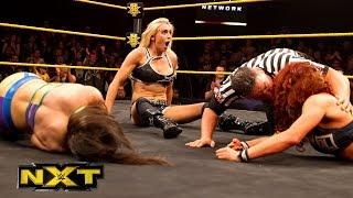 getlinkyoutube.com-Charlotte vs. Bayley vs. Becky Lynch – No. 1 Contender's Match: WWE NXT, April 22, 2015