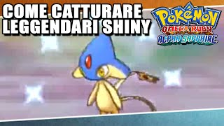 getlinkyoutube.com-Come catturare Pokemon Leggendari Shiny in Rubino Omega e Zaffiro Alpha !