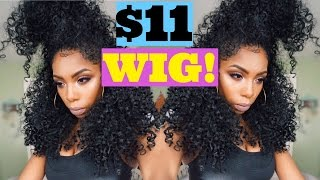 getlinkyoutube.com-YOU NEED THIS $11 WIG!! DUPE TO OUTRE PENNY BUT BETTER! Dominican Curly