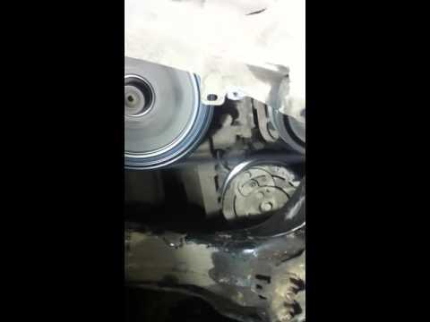 Ремень генератора треплет Volvo XC 70 D5