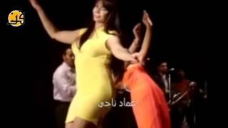 getlinkyoutube.com-قناة | فن | سعد الصغير يرقص مع الراقصه شمس