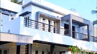 getlinkyoutube.com-3400 Sq Ft Contemporary Style Home in Chalakudy |Dream Home 5 March 2016