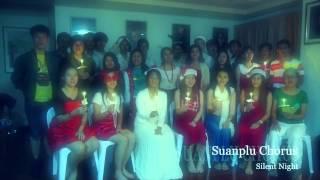 getlinkyoutube.com-Silent Night & Jingle Bell สวนพลูคอรัส (HD)