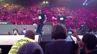getlinkyoutube.com-Juste Debout hip hop Rush Ball vs Finland
