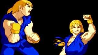 getlinkyoutube.com-X-Men vs. Street Fighter - Theme of Ken (Sega Genesis Remix)