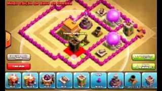 getlinkyoutube.com-clash of clans - o melhor layout de guerra para cv 5.