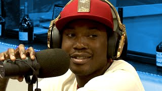 Meek Mill Discusses Joe Budden Comments, New Album, Relationship With Nicki + More With The Breakfast Club