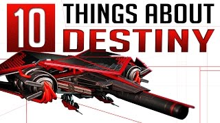 getlinkyoutube.com-The Final 10 Things You Don't Know About Destiny