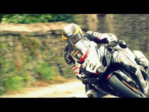Epic Slow Motion Motorcycle Racing Drifting HD