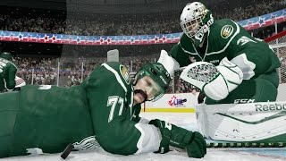 getlinkyoutube.com-NHL 16 Career Mode #4 - Memorial Cup Final