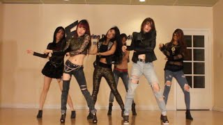getlinkyoutube.com-T-ARA 'SUGAR FREE' KPOP dance cover by S.O.F (secciya)