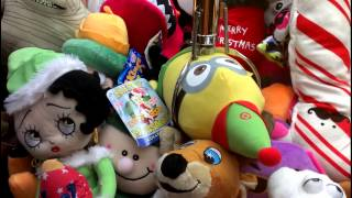 Claw Machine Crane Games - MINION RUSH!  Winning 47 Despicable Me Minions at the Claw!!!