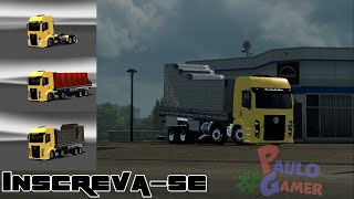 ETS 2--VW Constellation (BOB) 1.20.X by:Lucas 3D