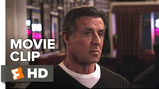 getlinkyoutube.com-Creed Movie CLIP - He's My Father (2015) -  Sylvester Stallone, Michael B. Jordan Drama HD