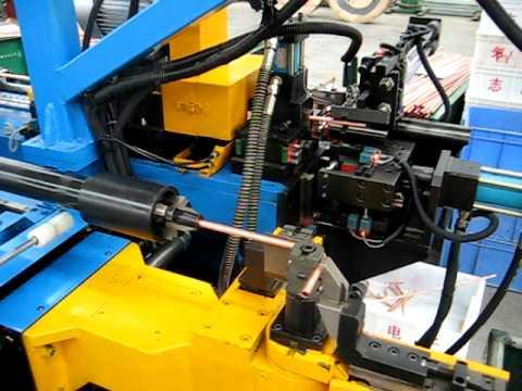 Dobradeira de Tubo (2) CNC  SKW 13 R2 CF