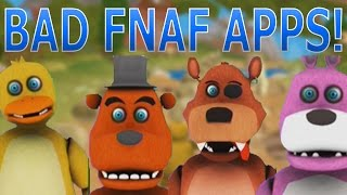 getlinkyoutube.com-BAD FNAF GAMES