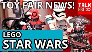 getlinkyoutube.com-LEGO Star Wars NEW 2017 Sets Revealed!! New York Toy Fair! Force Awakens! Rogue One! Clone Wars