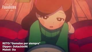 getlinkyoutube.com-Reto -GEMELO POR SIEMPRE- gravity Falls(español fandub)