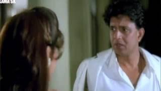 getlinkyoutube.com-Aaj Pehli Baar Dil Ki Baat (Kamalsk) Tadipaar 1994 Bollywood Songs Mithun Chakraborty. Pooja Bhatt.