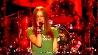 Avril Lavigne - Losing Grip (Live in Dublin 2003) Legendado #HD