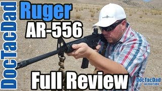 getlinkyoutube.com-Ruger AR-556 - Full Review With Shooting