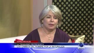 Teresa Cabello artista plástico venezolana habla de su vida como artista