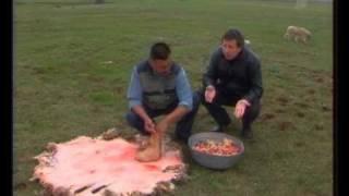 getlinkyoutube.com-Самое вкусное блюдо из баранины - Кюр. Калмыкия