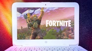 Can You Play Fortnite on a $200 Laptop?
