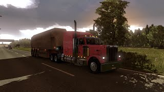 getlinkyoutube.com-ETS 2 - Peterbilt 379 - ISX Sound