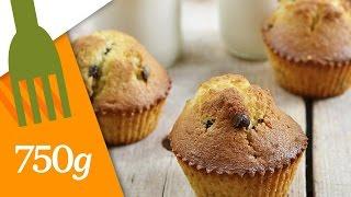 getlinkyoutube.com-Recette de Muffins au Nutella - 750 Grammes