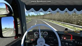 getlinkyoutube.com-ETS 2 Scania V8 sound Version 7 final