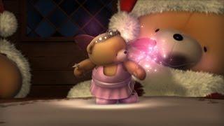 getlinkyoutube.com-Forever Friends: Flight of the Fairy Bear in HD