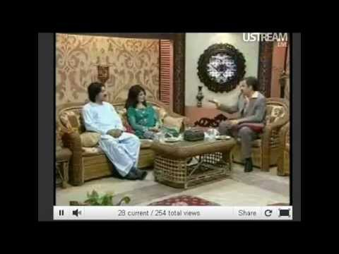 Nazia Iqbal Interview 2012 After returning to the music | Avt Khyber TV (5th May 2012)