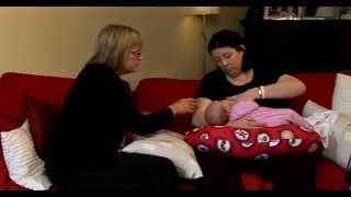 getlinkyoutube.com-Breastfeeding: Attachment