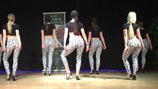 getlinkyoutube.com-Beautiful Swedish girls dancing Kizomba Salsa