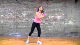 "getlinkyoutube.com-Zumba Merengue Dance--""Let's Get Loud"" by Jennifer Lopez"